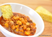 Easy Slow Cooker Posole (Or, how to rip on your dearly-departed Grandmother's cooking).