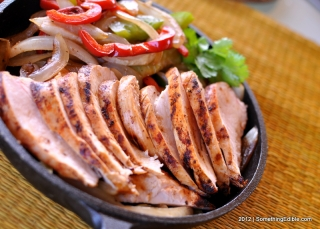 The best Fajita Marinade is None at All: Grilled Fajita Chicken Done Right.
