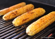 Chile Lime Grilled Corn: A Lighter Alternative to Mexican Street Corn.