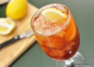 The Best Way to Make Iced Tea (A beverage public service announcement).
