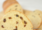 Al's Cinnamon Raisin Bread: All-Kansas, all-good.