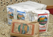 Let's hear it for gluten! My trip to the Stafford County Flour Mills.