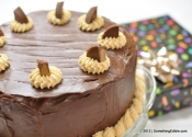 Something Edible on Video: A Most-decadent Chocolate Peanut Butter Frosting