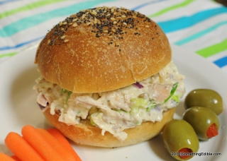 RecipeBeta: A great-tasting turkey salad that I'll never serve to you.
