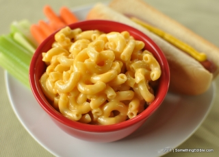 One Pot Stove Top Macaroni and Cheese